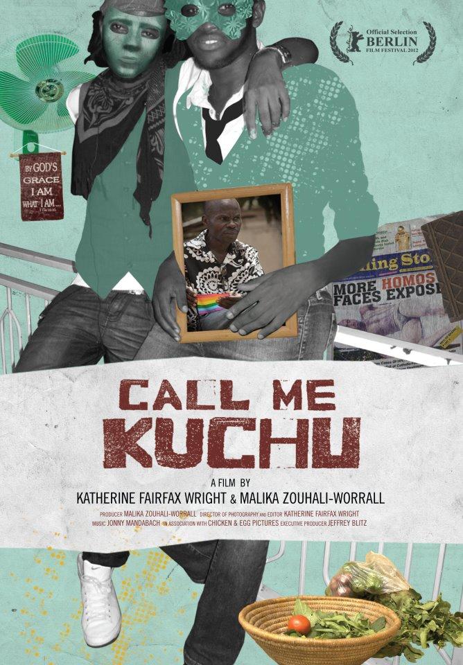 """Poster for """"Call Me Kuchu"""""""