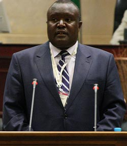 Chief Fortune Charumbira (Photo courtesy of NewZimbabwe.com)