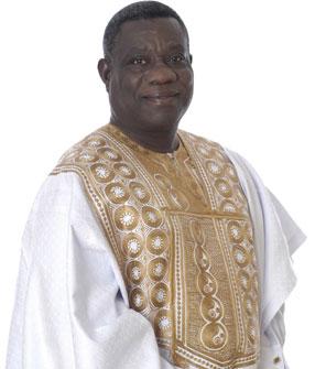 John Mills, president of Ghana