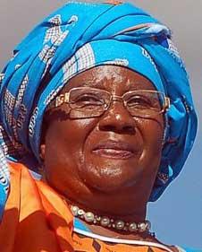 Joyce Banda