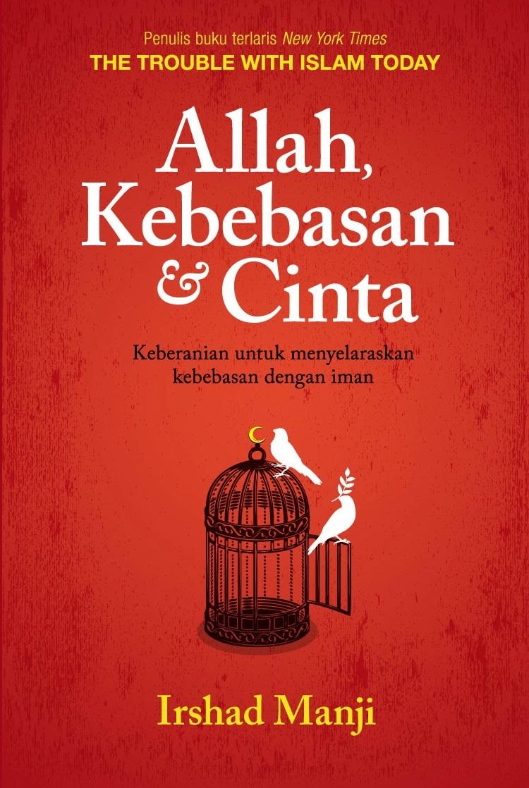 """Malay edition of """"Allah Liberty & Love"""" by Irshad Manji"""