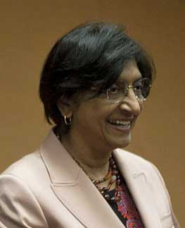 Navi Pillay, U.N. high commissioner of human rights (Photo via Wiki Commons)
