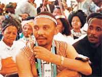 Patekile Holomisa (Photo courtesy of Ancestry.com)
