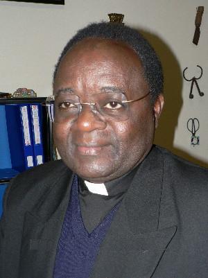 Archbishop Cyprian Kizito Lwanga (Photo courtesy of Instablogs.com)