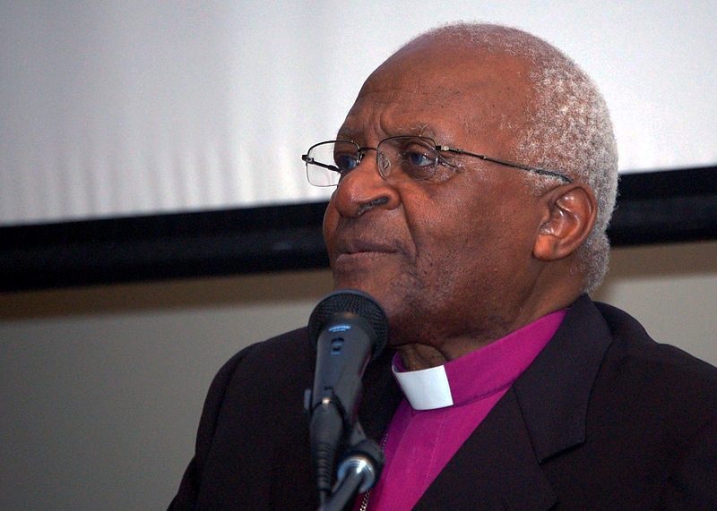 Archbishop Desmond Tutu (Photo via WikiCommons Media)