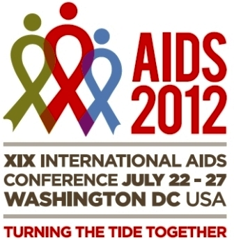 Logo of the International AIDS Conference