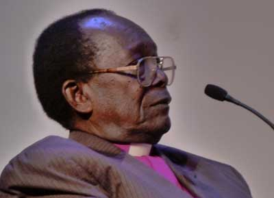 Bishop Christopher Senyonjo of Uganda (Photo via Wikipedia)