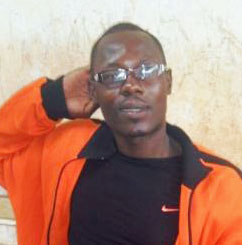 """Roger Jean Claude Mbede: """"I feel rejected by everyone."""""""