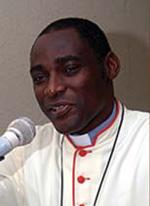 The Rev. Canon Gideon Byamugisha of the Church of Uganda