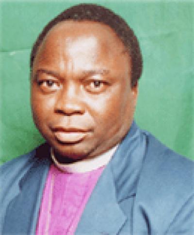 The Rt. Rev. Julius Kalu, Anglican bishop of Mombasa (Photo courtesy of ILGA)