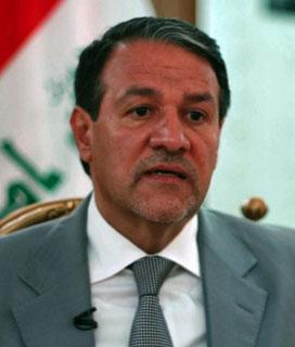 Iraqi government spokesman Ali Al Dabbagh (Photo courtesy of BBC)