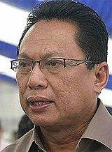 Mohd Puad Zarkashi, Malaysia's deputy education minister (Photo courtesy of MalaysiaKini.com)