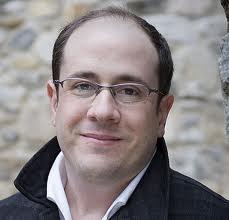Author and educator Jeff Sharlet