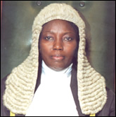 Rebecca Kadaga, speaker of Ugandan parliament