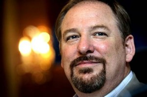 Rick Warren, author and pastor of Saddleback Church