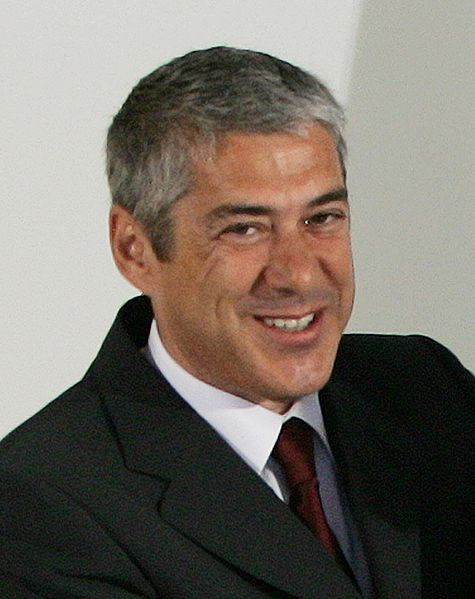 José Sócrates, former prime minister of Portugal (Photo by Antonio Cruz via Wikimedia Commons)