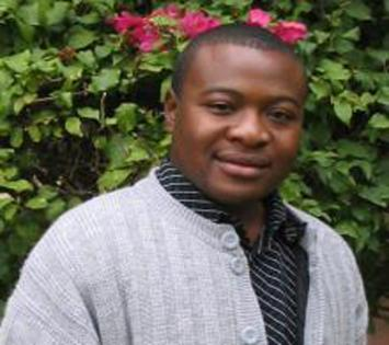 GALZ Director Chesterfield Samba, director of Gays and Lesbians of Zimbabwe