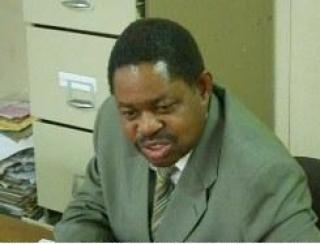 Paul Mangwana, ZANU PF co-chair of the Constitution Parliamentary Committee
