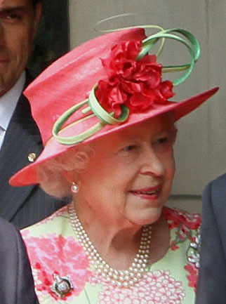 Queen Elizabeth II (Photo by DBKing via Wikimedia Commons)