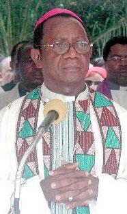 Mgr. Victor Tonye Bakot, archbishop of Yaoundé