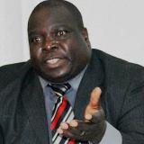 Chishimba Kambwili, Zambian minister of youth and sports (Photo courtesy of Facebook)