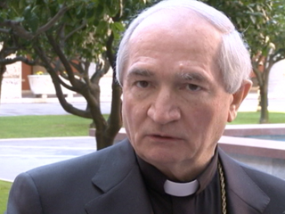 Archbishop Silvano M. Tomasi