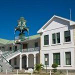 Belize Supreme Court building.
