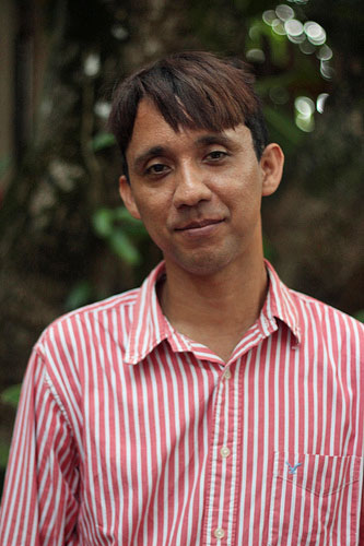 Caleb Orozco, claimant and leader of United Belize Advocacy Movement