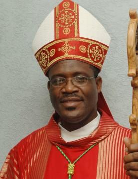 Bishop Gabriel Malzaire