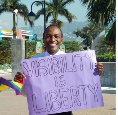 Maurice Tomlinson (Photo by Jalna Broderick, courtesy of Gay Star News)
