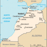 Temara is located just south of Rabat on the Moroccan coast.