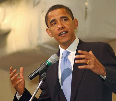 President Barack Obama (Photo by Elizabeth Cromwell via WIkimedia Commons)