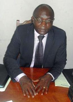 Michel Togué (Photo by Eric O. Lembembe)