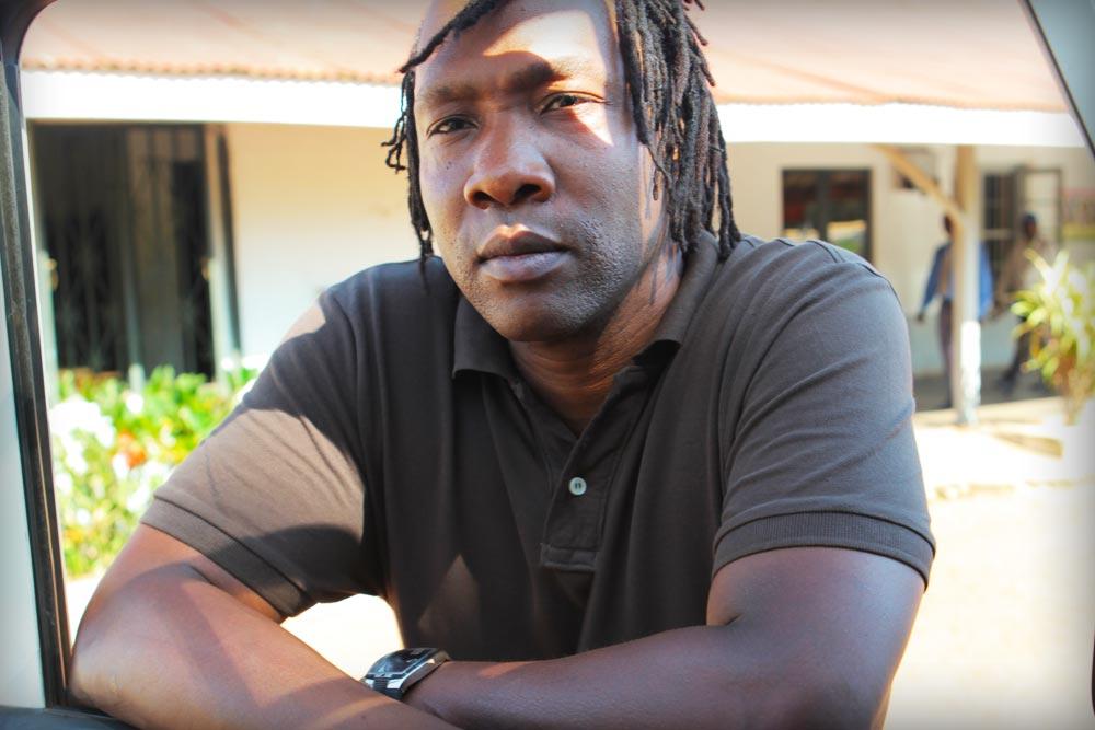 "Roger Ross Williams, director of ""God Loves Uganda"""