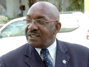 Ernest Smith (Photo courtesy of Jamaica Gleaner)
