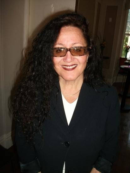 Melanie Nathan (Photo courtesy of Pride Shelter Trust)