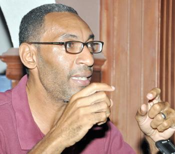 Sekou Nkrumah (Photo courtesy of SpyGhana.com)