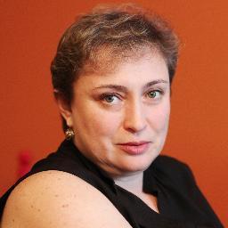Yelena Goltsman (Photo courtesy of Twitter)