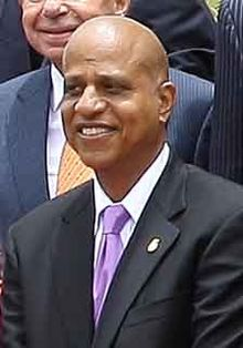 Belize Prime Minister Dean Barrow (Photo courtesy of Wikipedia)
