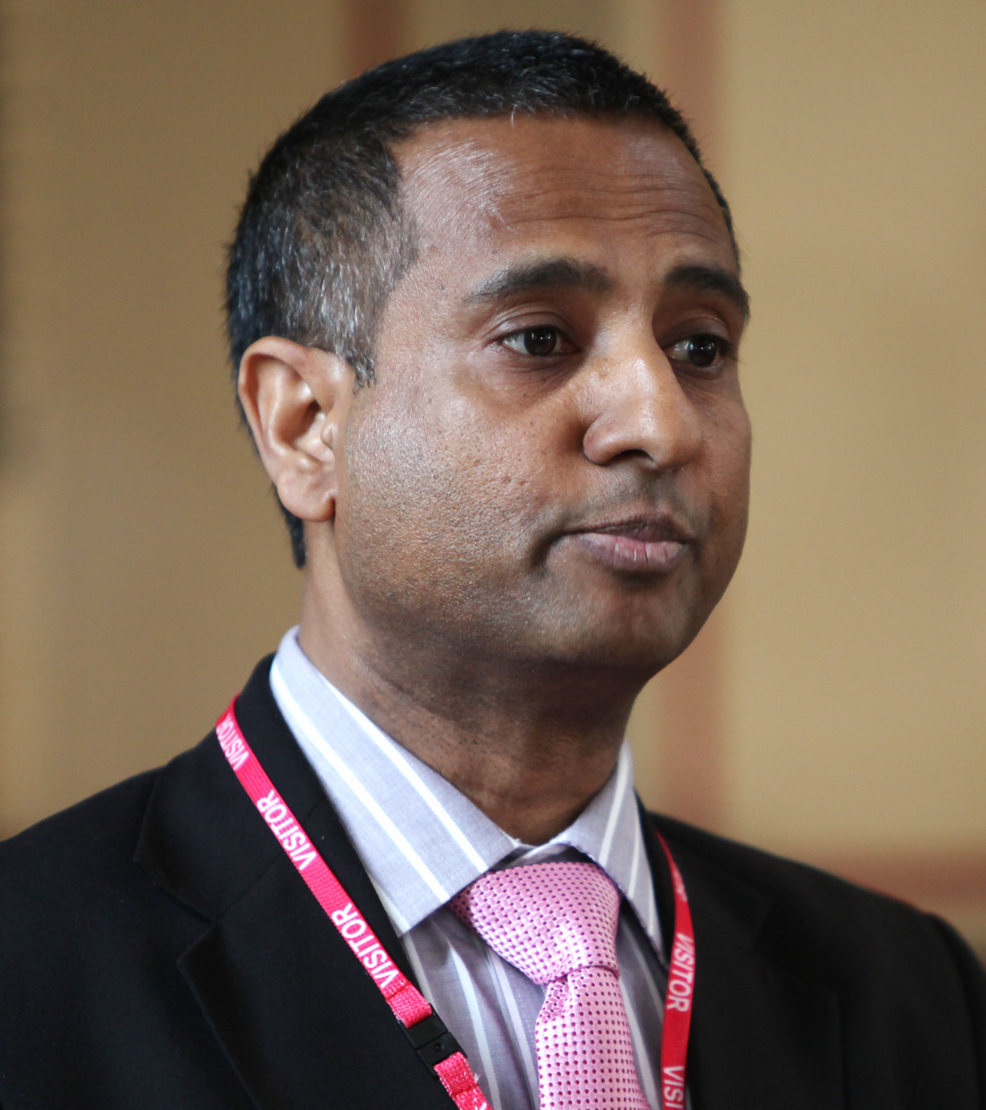 Ahmed Shaheed, U.N. Human Rights Council's special rapporteur on Iran (Photo courtesy of Wikipedia)