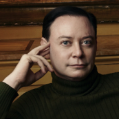 Andrew Solomon (Photo courtesy of Twitter)