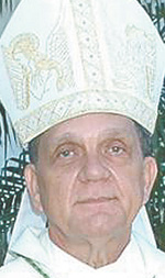 Bishop Charles Dufour of Jamaica