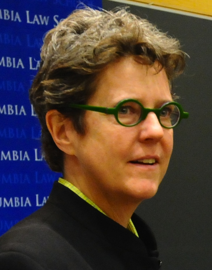 Katherine Franke, director of the  Center for Gender and Sexuality Law at Columbia Law School.