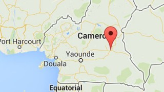 Bertoua's location in Cameroon. (Map courtesy of Google Maps)