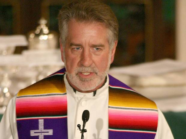 The Rev. Colin Coward (Photo courtesy of The Independent)