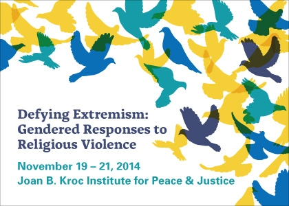 Defying Extremism Conference- 400 px Design