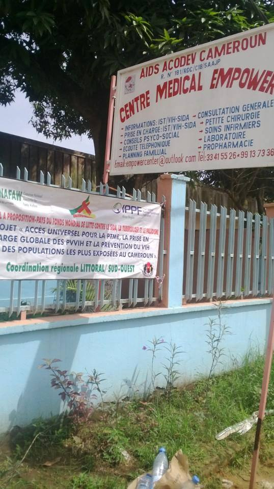 Empower Medical Centre in Douala
