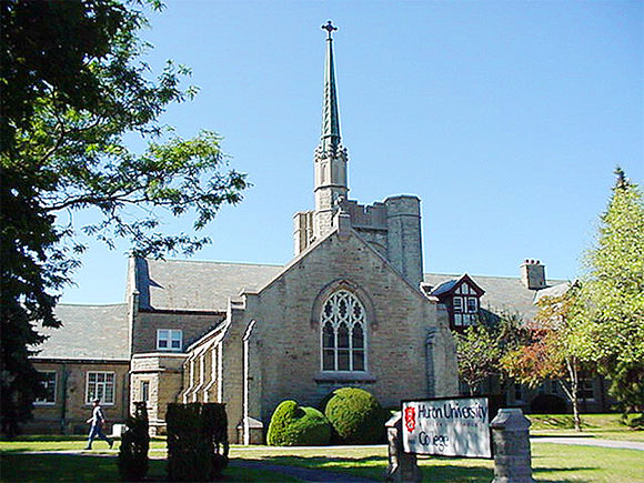 Huron University College Chapel (Photo: Wikipedia)