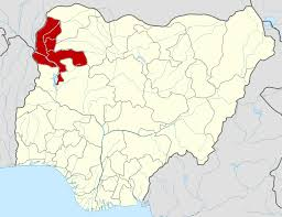 Location of Kebbi State in northwest Nigeria. (Map courtesy of Wikipedia)