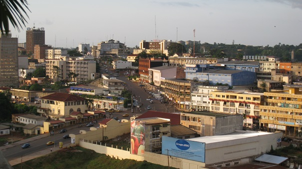 Yaoundé, Capital of Cameroon (Photo courtesy Wikipedia)